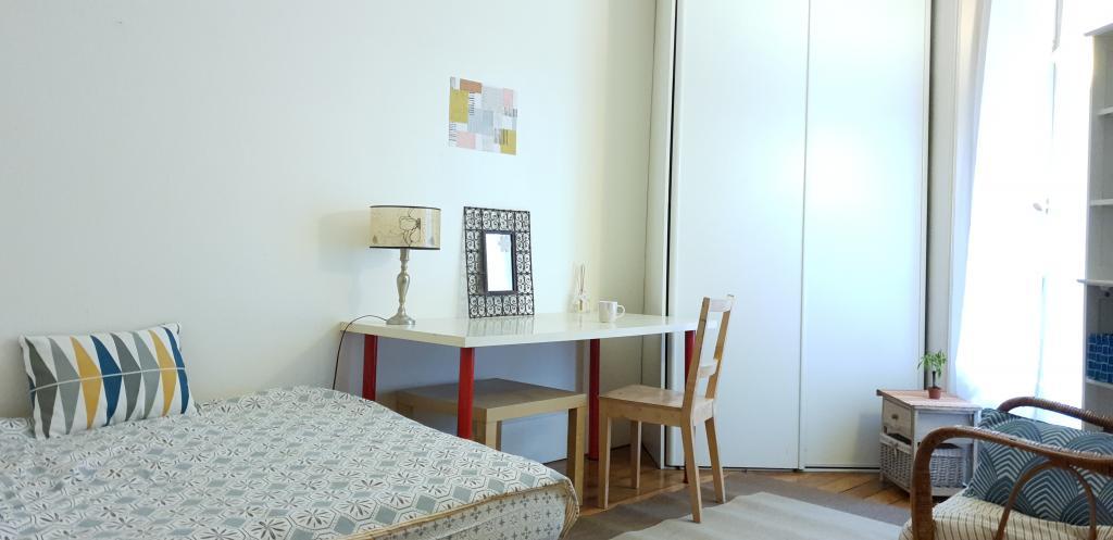 3 chambres disponibles en colocation sur Paris 16
