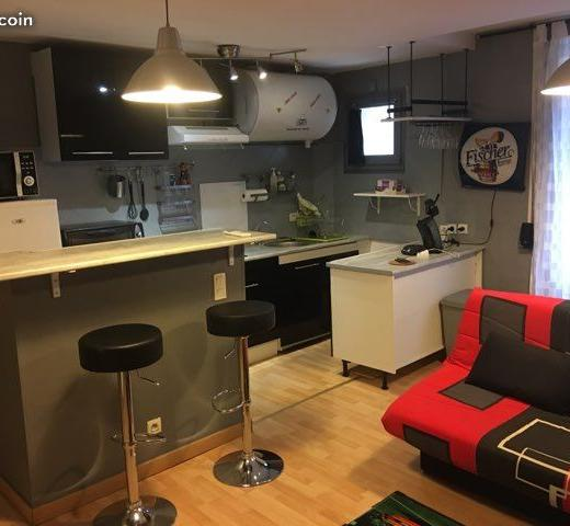 Appartement particulier à Béziers, %type de 45m²