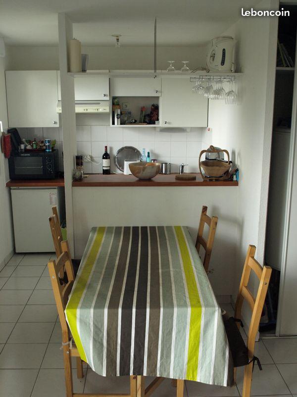Appartement particulier à Bordeaux, %type de 55m²