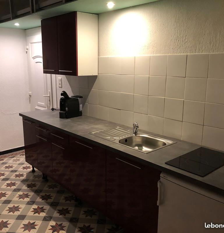 Appartement particulier à Montélimar, %type de 27m²