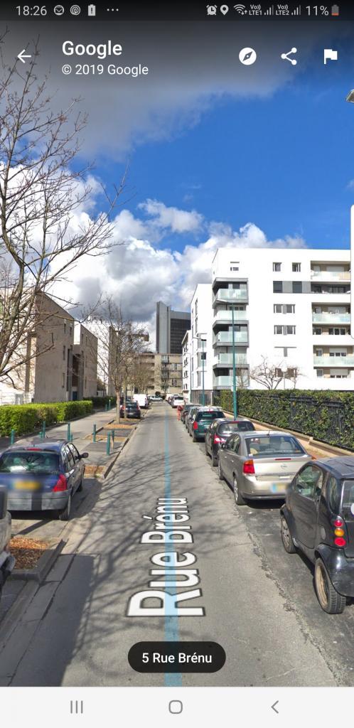 Location immobilière par particulier, Gennevilliers, type appartement, 56m²