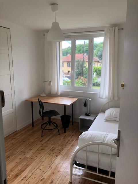1 chambre disponible en colocation sur Oullins