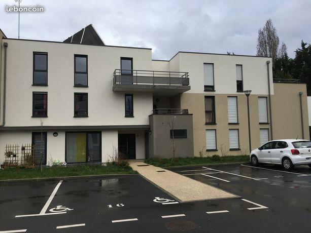 Particulier location Vaux-le-Pénil, appartement, de 39m²