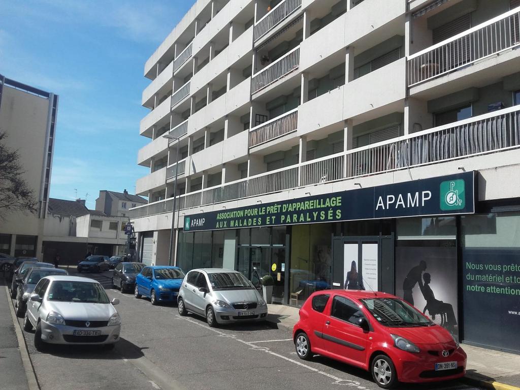 Location particulier à particulier, appartement, de 60m² à Montluçon