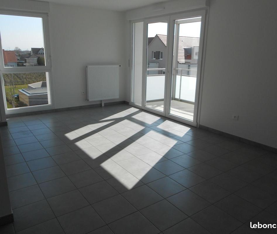 Location de particulier à particulier, appartement, de 71m² à Colmar