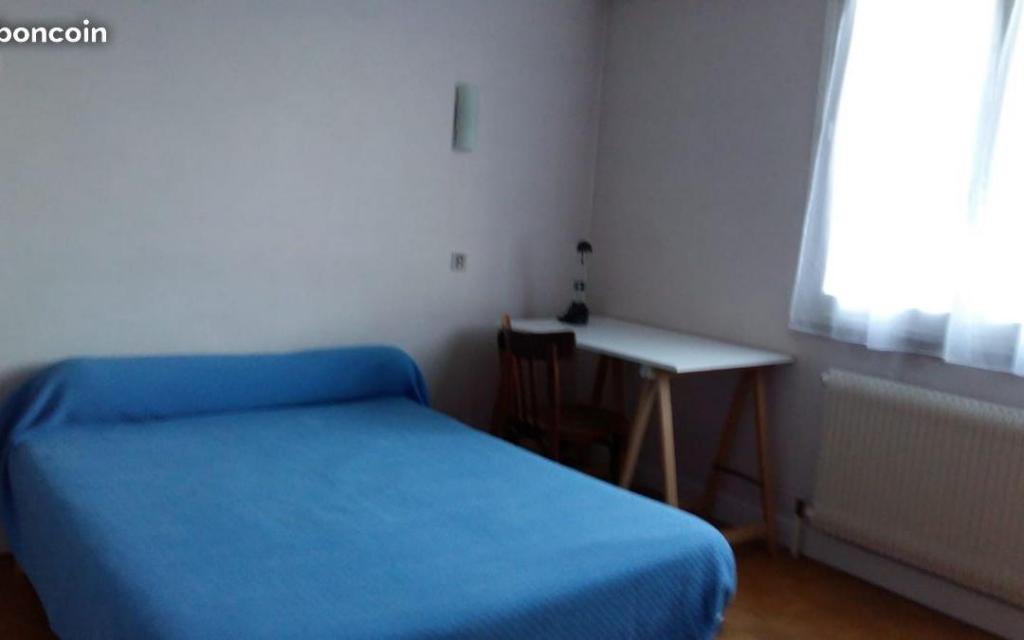De particulier à particulier Dijon, appartement chambre de 15m²