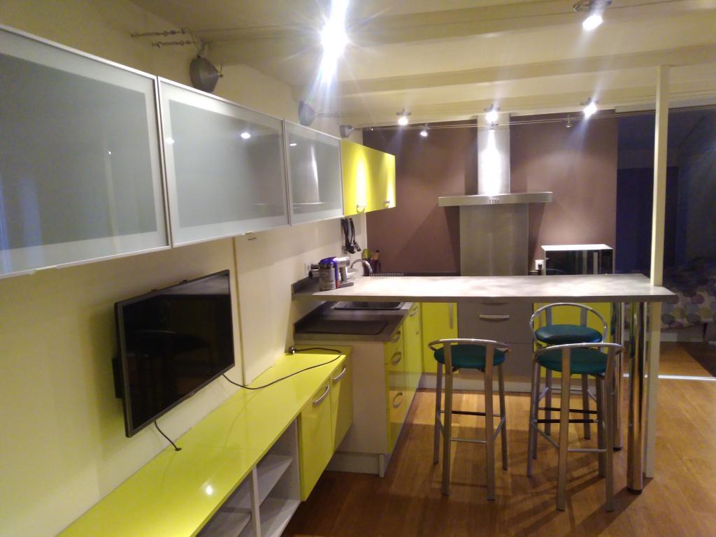 Entre particulier à Serpaize, appartement, de 37m² à Serpaize