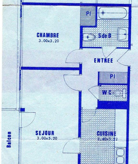 Location particulier à particulier, appartement, de 43m² à Lezennes