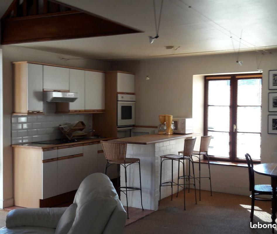 Location particulier à particulier, appartement, de 50m² à Saint-Sulpice-de-Pommeray