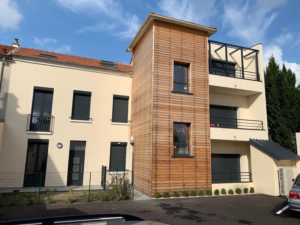 Location particulier à particulier, appartement à Nanteuil-lès-Meaux, 61m²