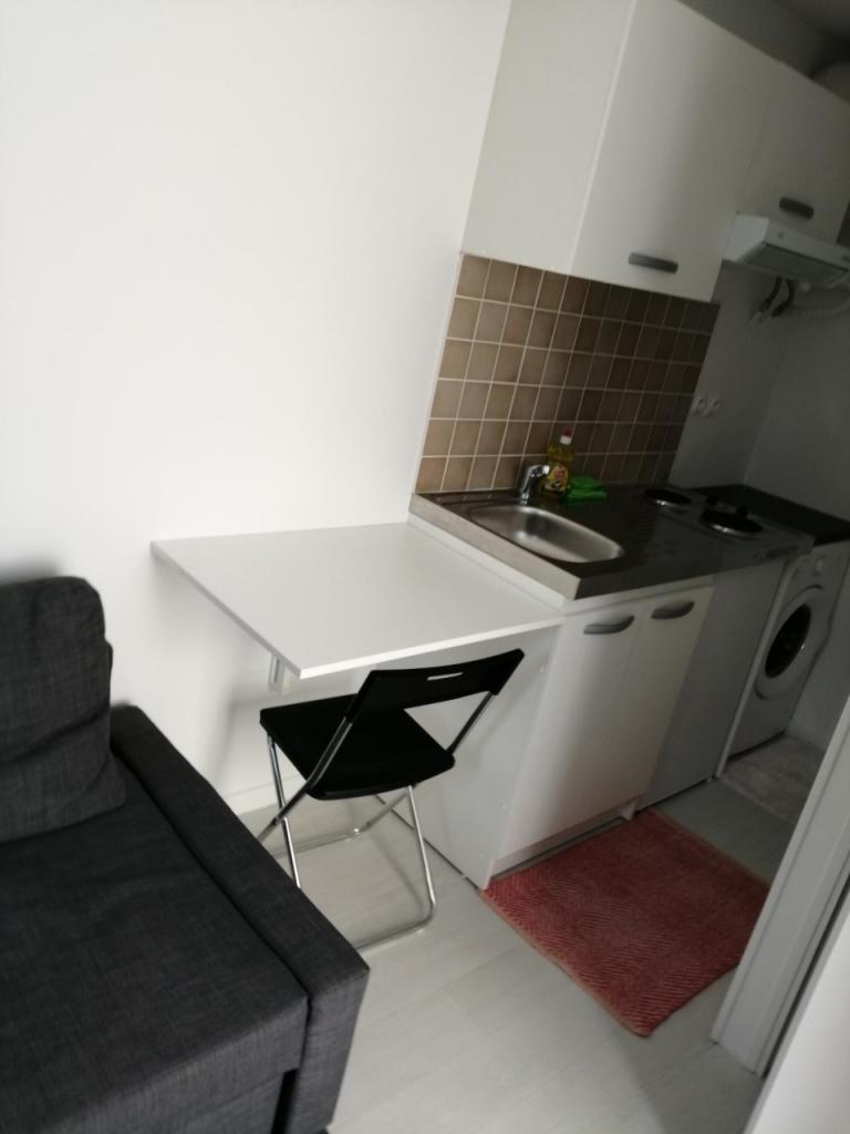 Location appartement entre particulier Montgeron, de 15m² pour ce studio