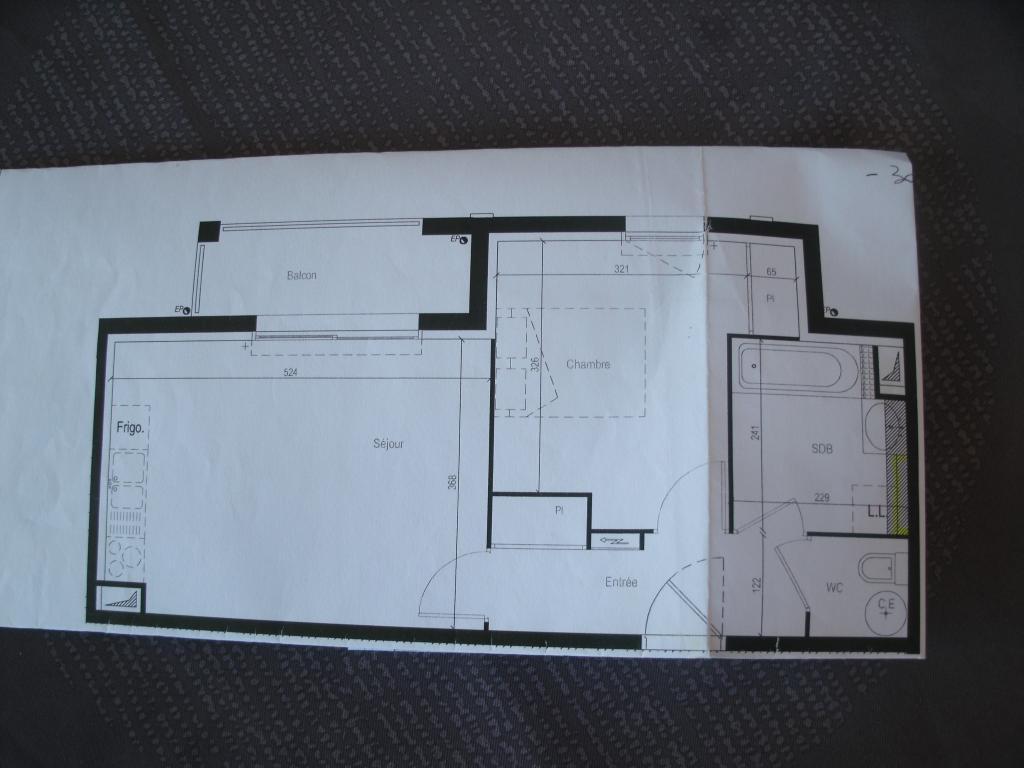 Location de particulier à particulier, appartement, de 42m² à La Trinité-sur-Mer