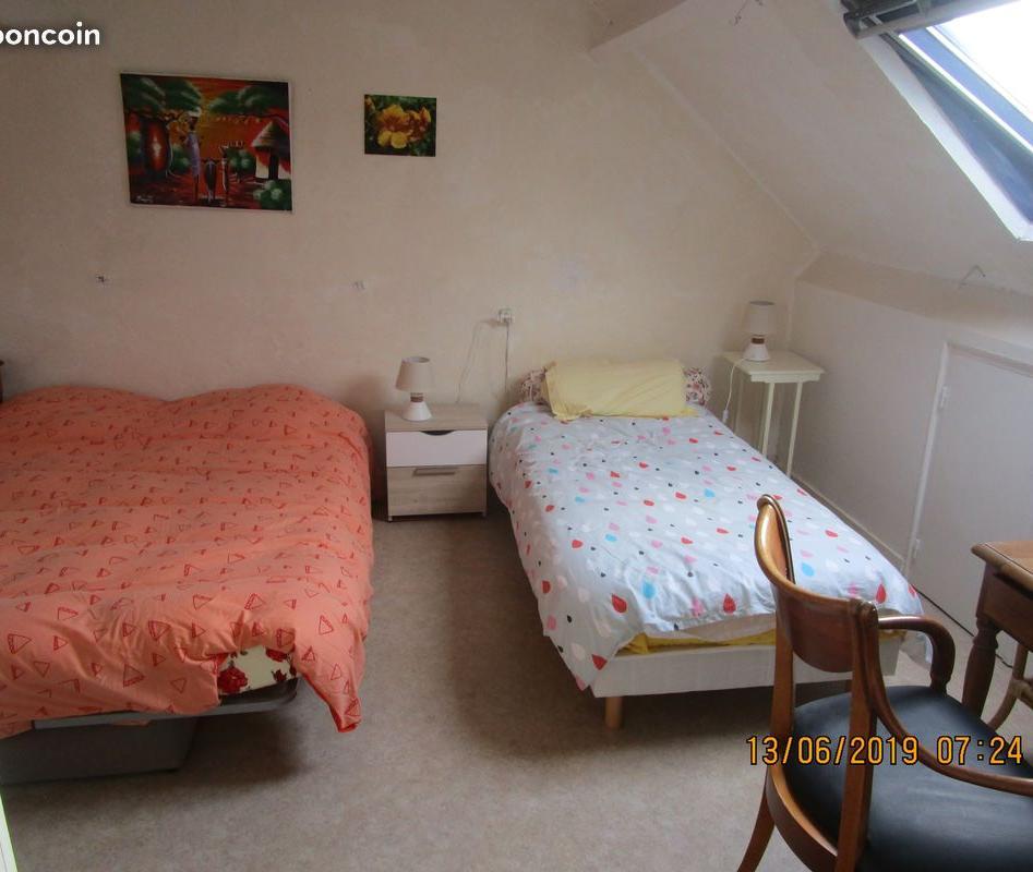 Appartement particulier, appartement, de 19m² à Quimper