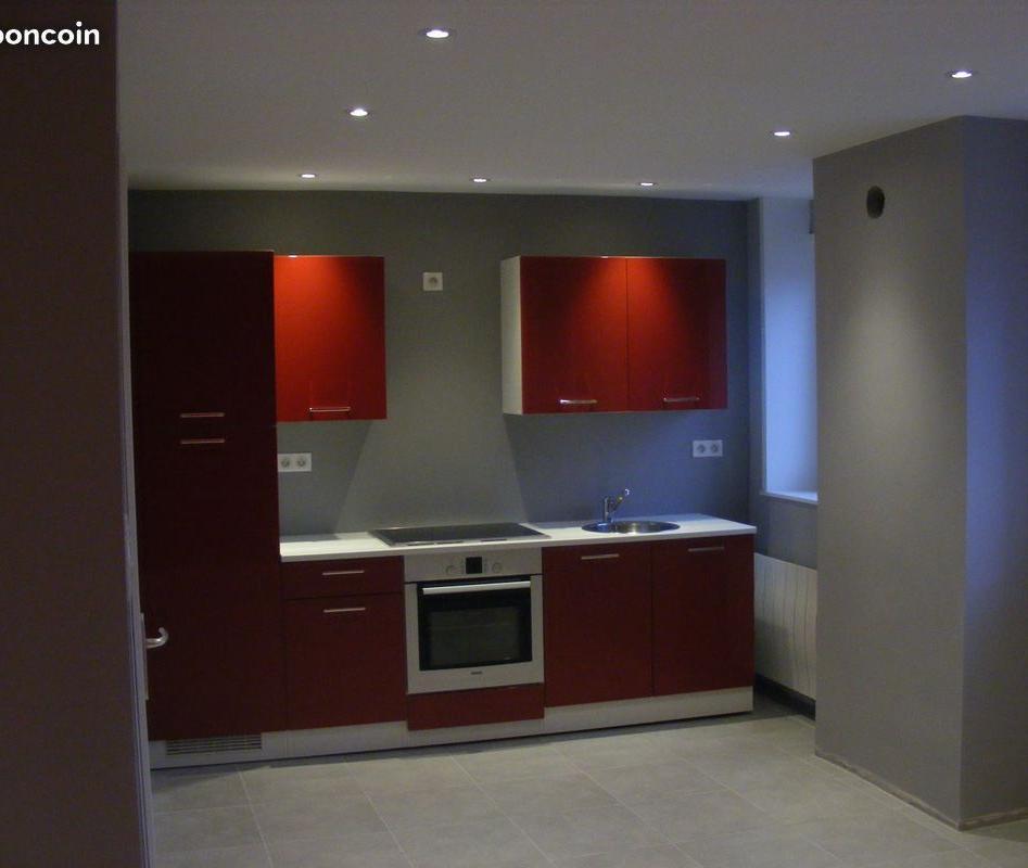 Appartement particulier à Lezennes, %type de 40m²