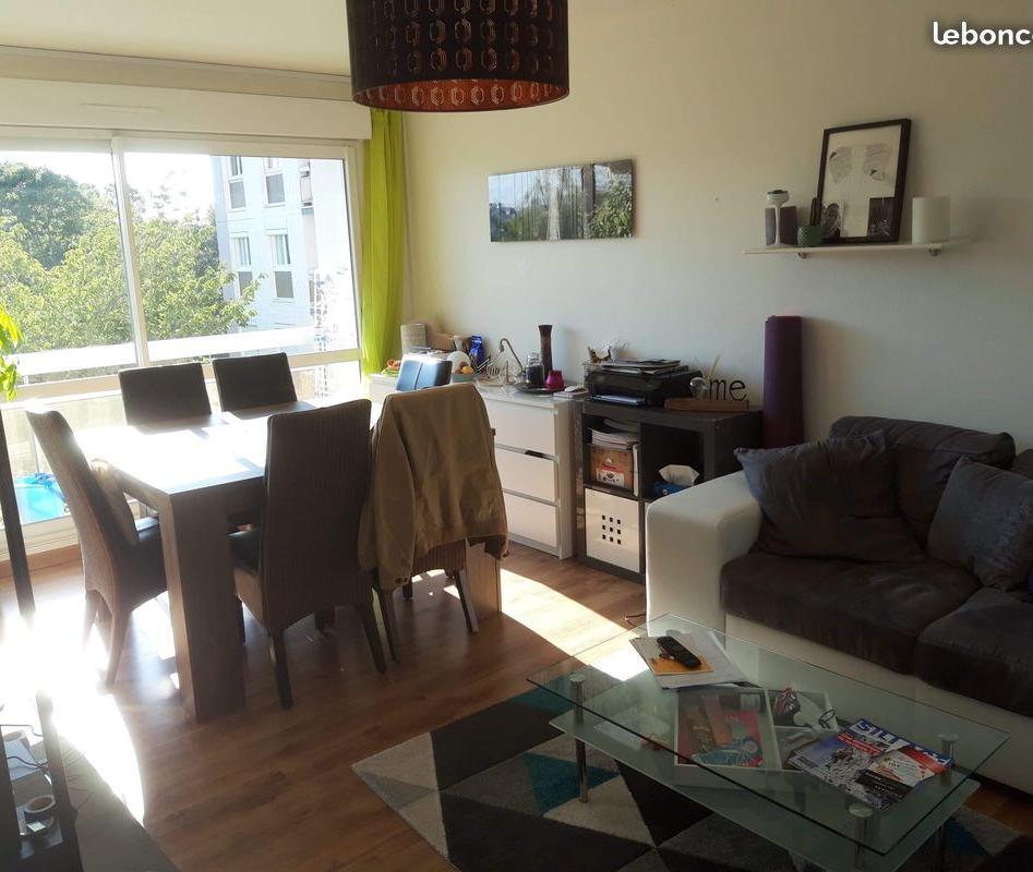 Location particulier à particulier, appartement, de 45m² à Brest