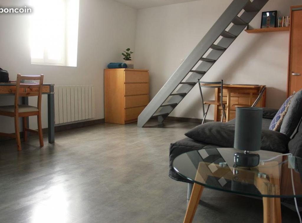 Location particulier à particulier, appartement, de 24m² à Lezennes