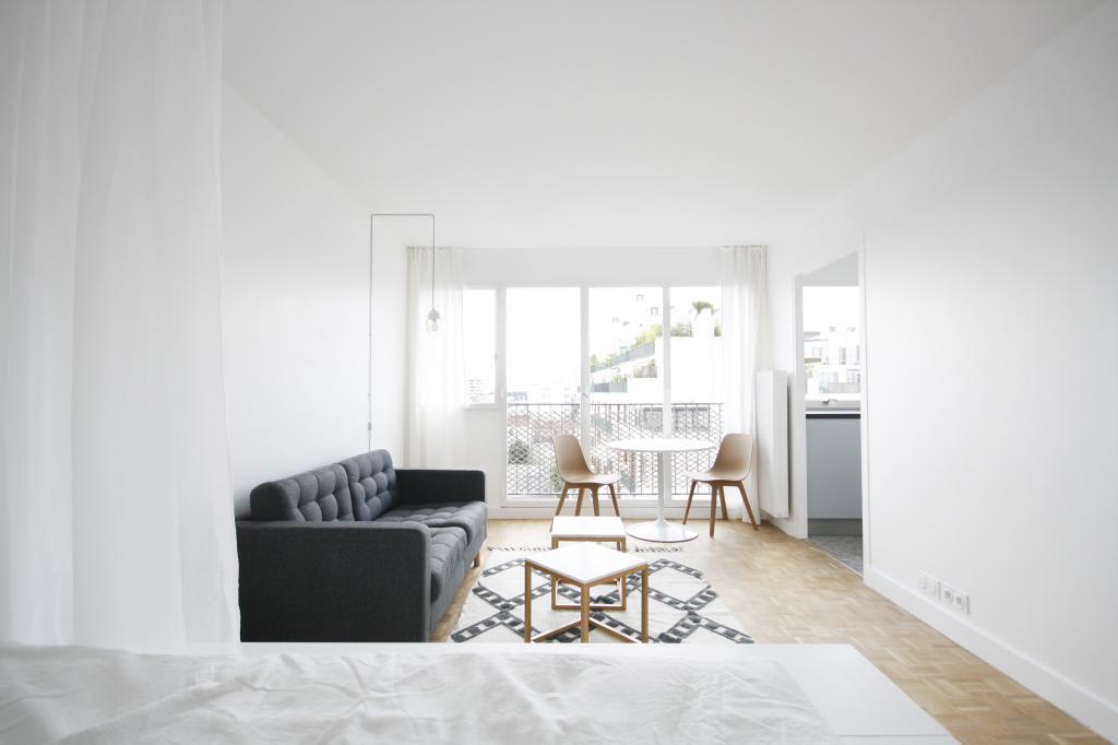 Location de particulier à particulier, studio, de 25m² à Paris 20