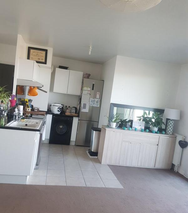 Location appartement par particulier, appartement, de 74m² à Boissy-Mauvoisin