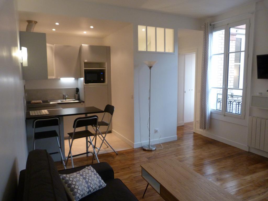 Location particulier à particulier, studio à Paris 13, 28m²