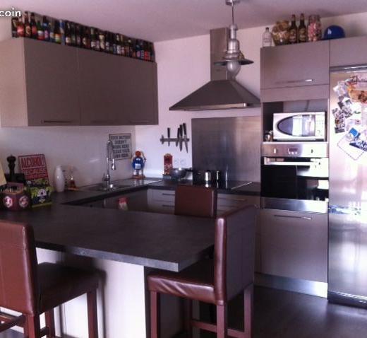 Location particulier à particulier, appartement, de 40m² à Jatxou