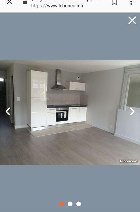 Location appartement entre particulier Déville-lès-Rouen, de 39m² pour ce appartement