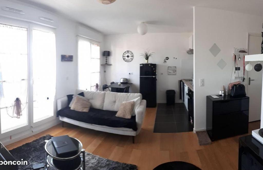 Location particulier, appartement, de 44m² à Villiers-Saint-Frédéric