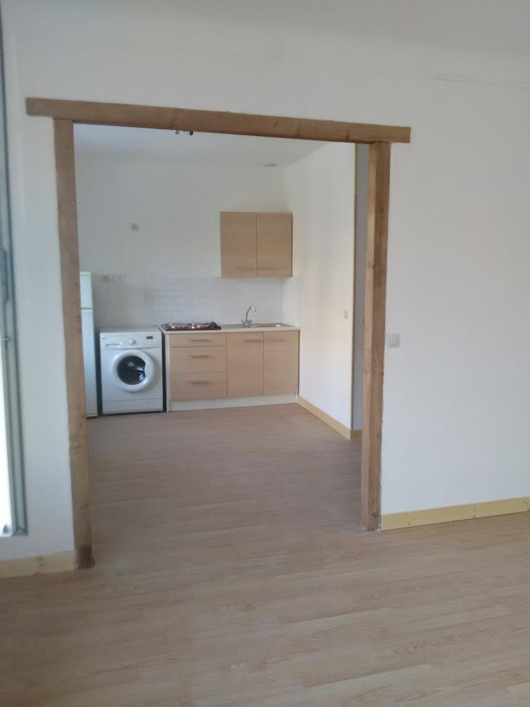 Appartement particulier à Poissy, %type de 34m²