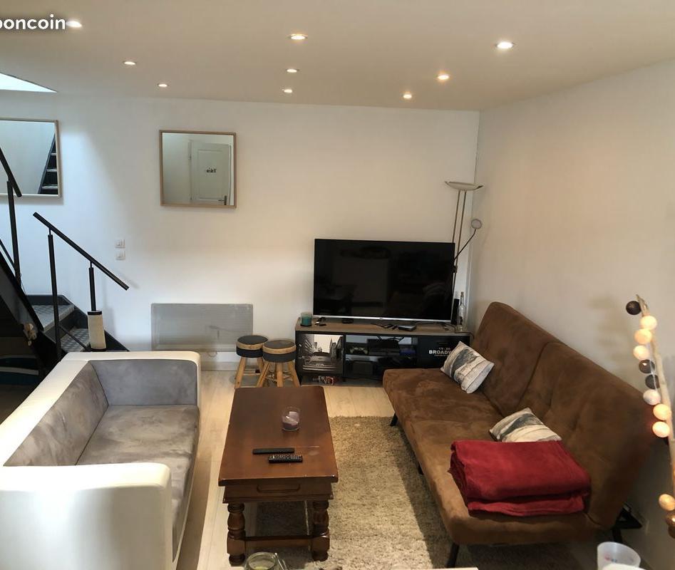 De particulier à particulier, appartement à Pontpoint, 60m²