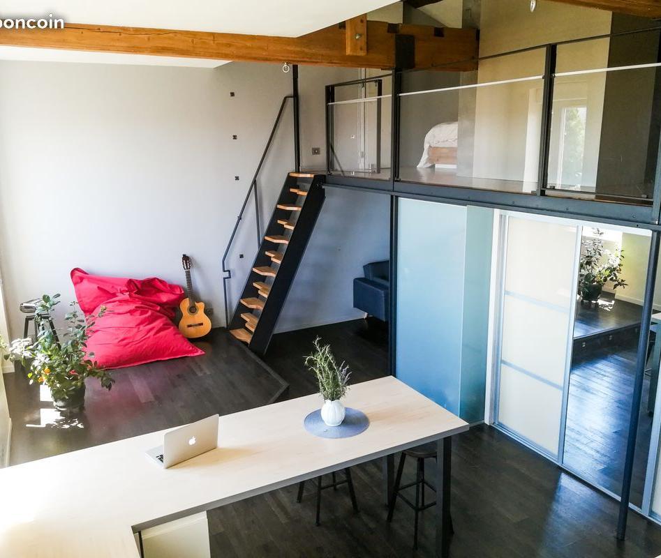 De particulier à particulier, appartement à Lyon 04, 70m²