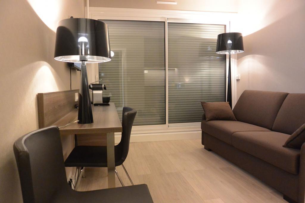 Location appartement entre particulier Paris 15, de 18m² pour ce studio