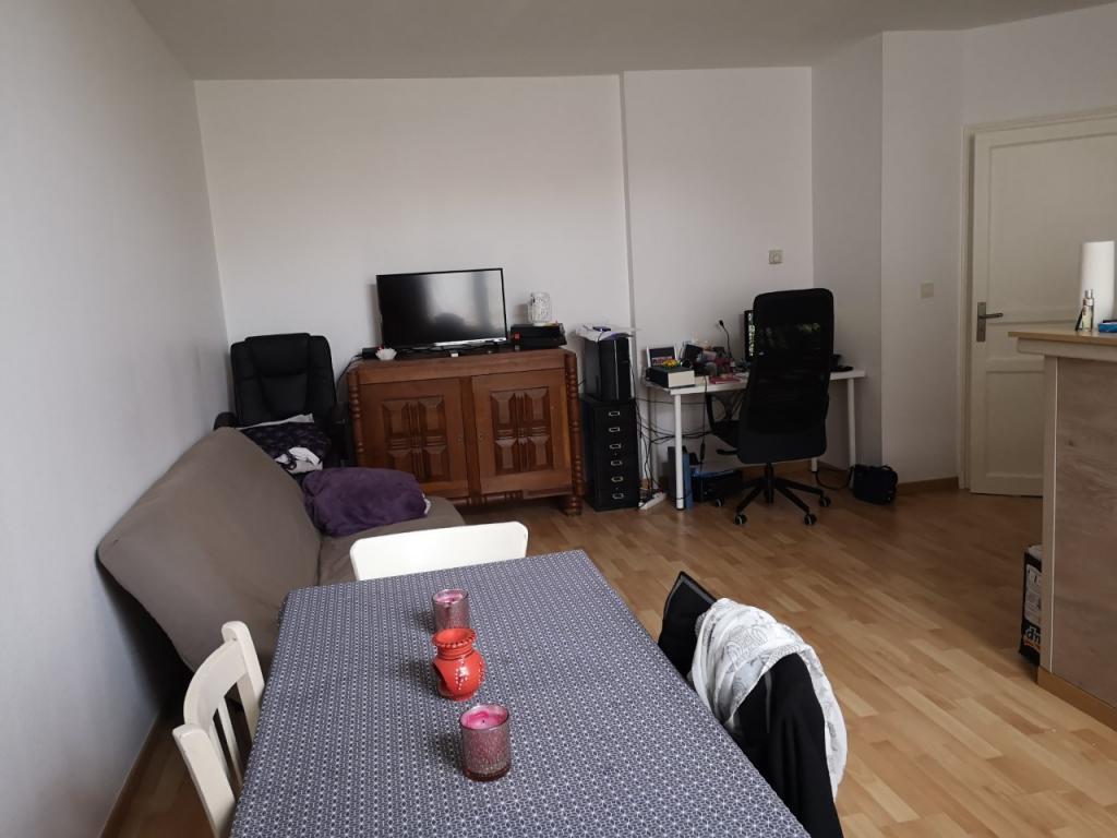 Location immobilière par particulier, Metz, type appartement, 41m²