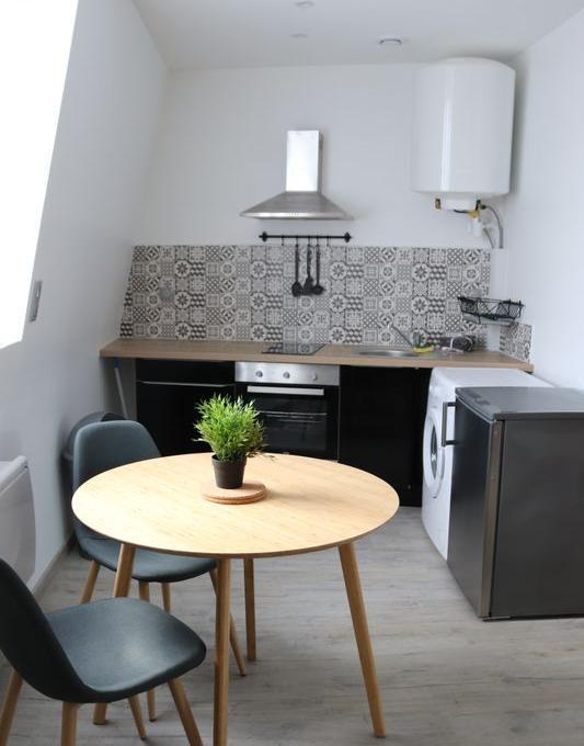 Location appartement entre particulier Remaucourt, studio de 30m²