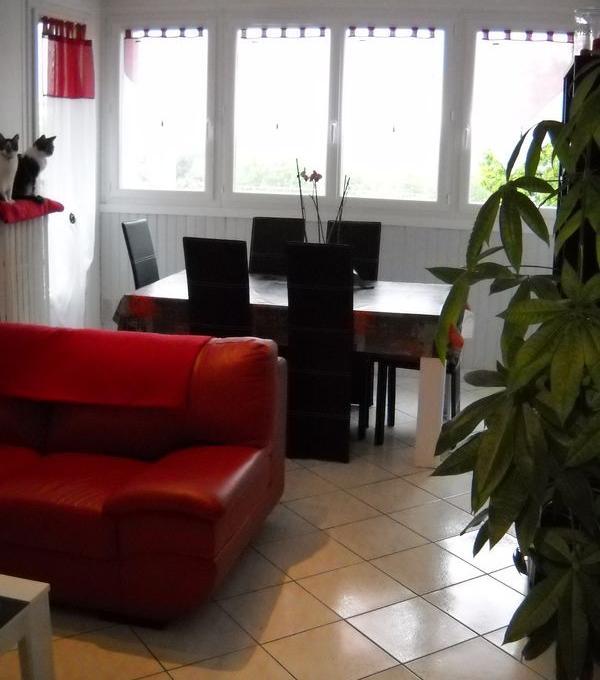 Location appartement entre particulier Allonnes, appartement de 66m²