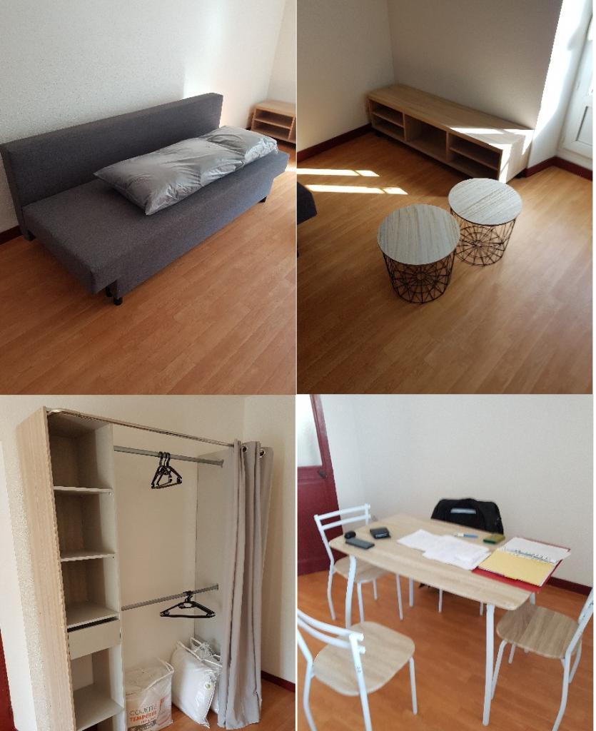 Location de particulier à particulier à Fougères, appartement appartement de 31m²