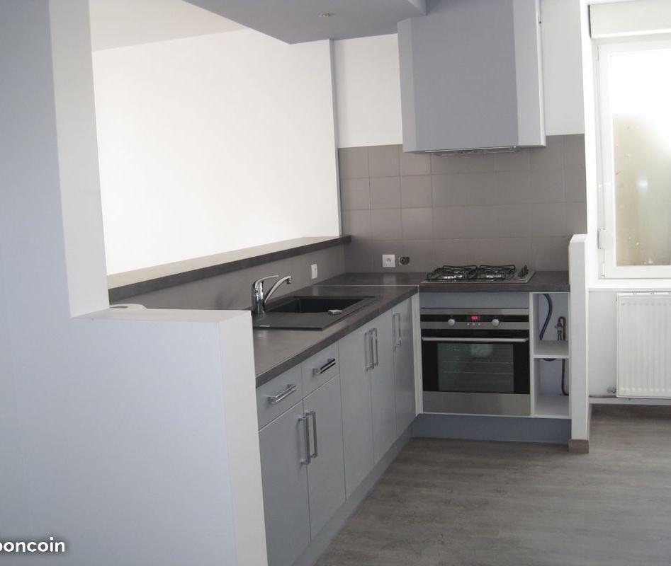 Location particulier, appartement, de 62m² à Rehainviller