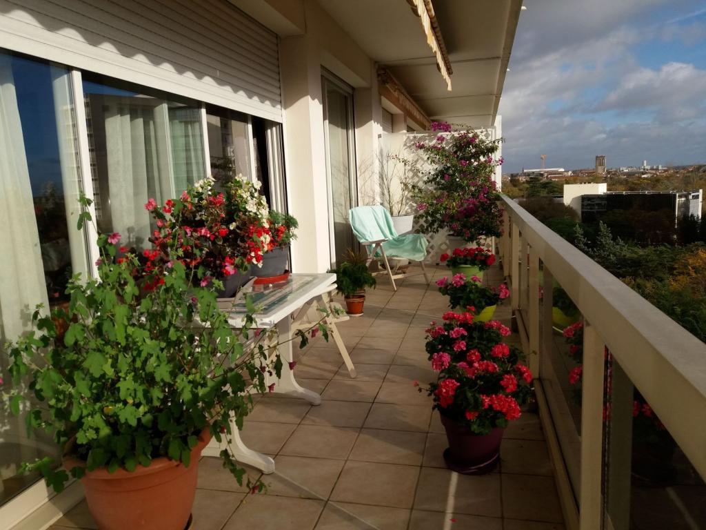 1 chambre disponible en colocation sur La Rochelle