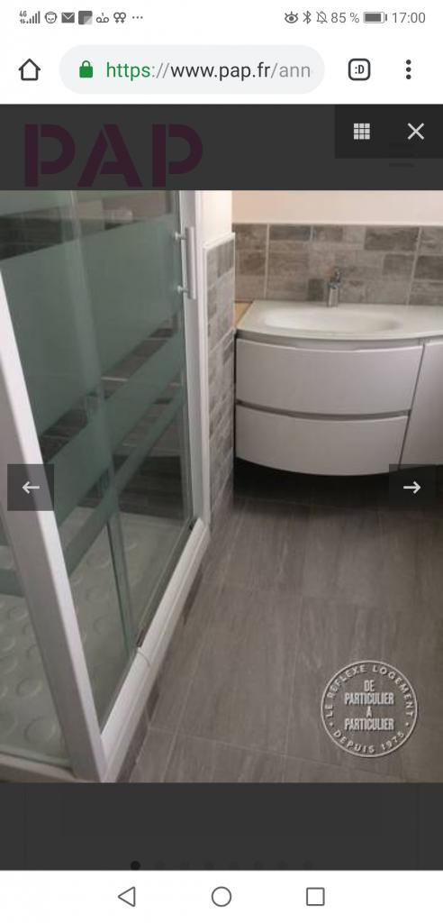Location appartement entre particulier Paris 12, appartement de 68m²