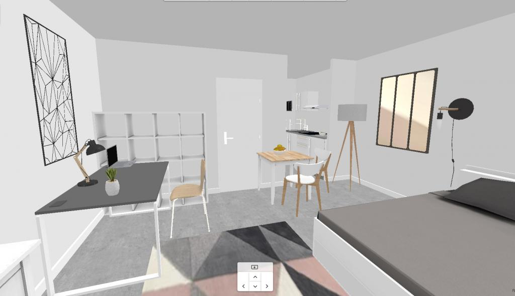 location studio brest 41 studios louer brest. Black Bedroom Furniture Sets. Home Design Ideas