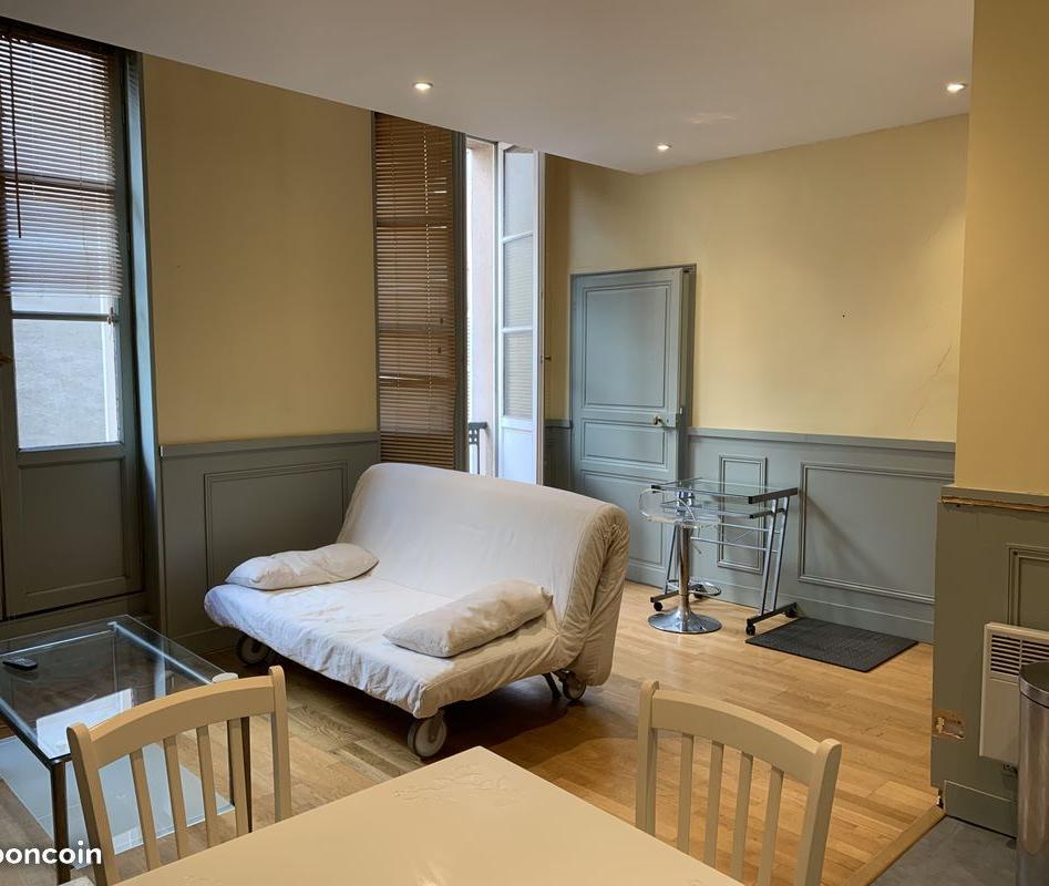 De particulier à particulier, appartement à Chartres, 35m²