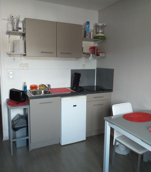 Appartement particulier à Seynod, %type de 25m²