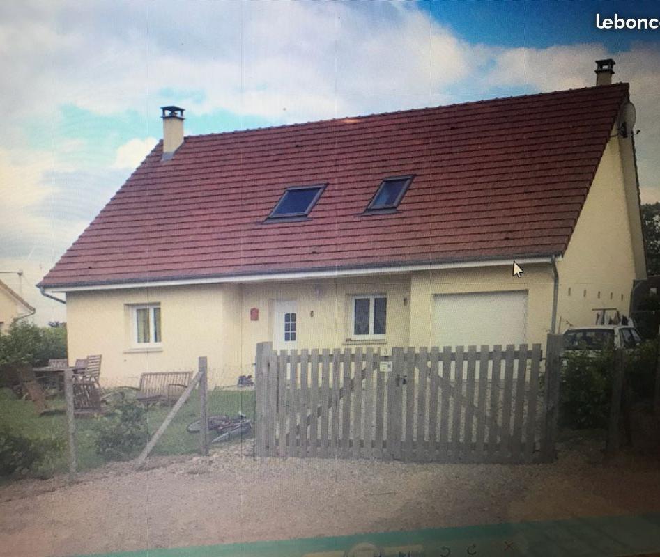 Location de particulier à particulier, maison, de 115m² à Aizier