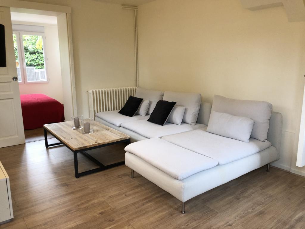 Appartement particulier à Montgeron, %type de 35m²
