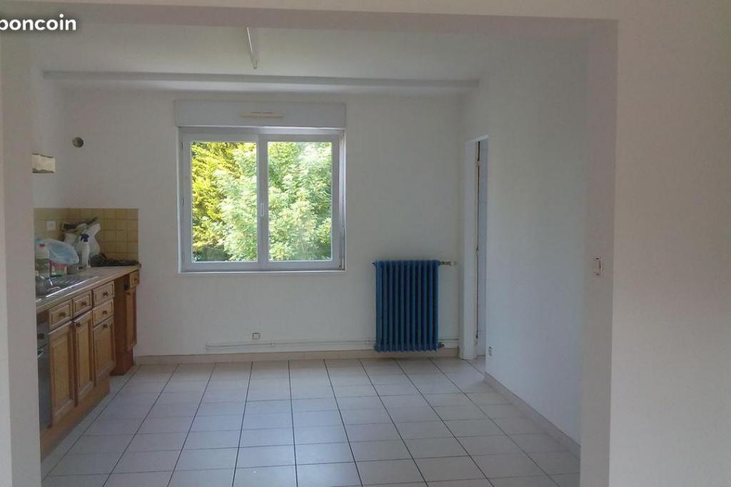 Location particulier à particulier, appartement à Boulogne-sur-Mer, 65m²