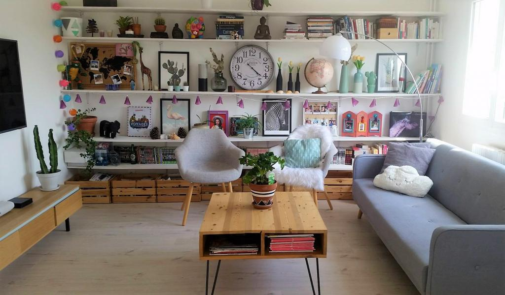 De particulier à particulier Bois-d'Arcy, appartement appartement de 65m²