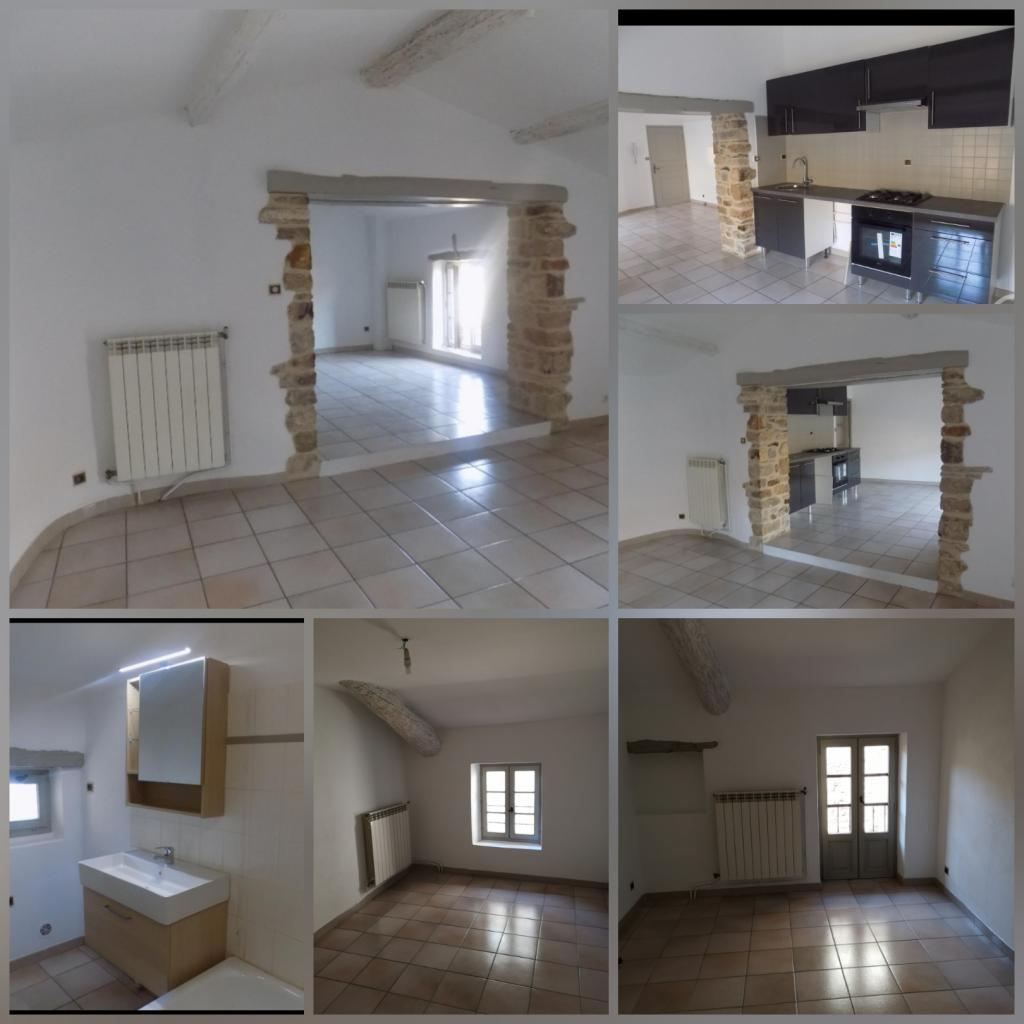 Location particulier à particulier, appartement, de 72m² à Vénéjan