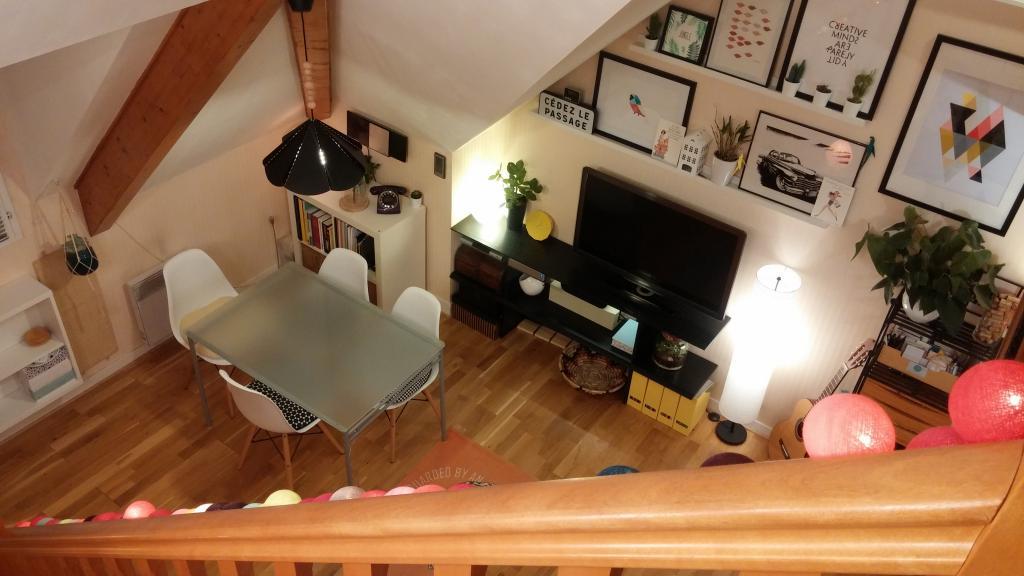 Particulier location, appartement, de 36m² à Clairoix