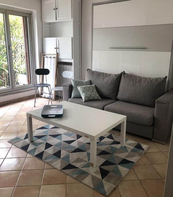 Appartement particulier à Boulogne-Billancourt, %type de 32m²