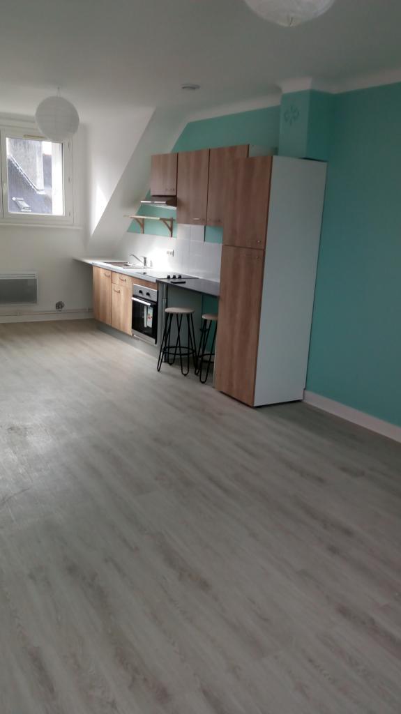 De particulier à particulier, appartement, de 58m² à Lorient