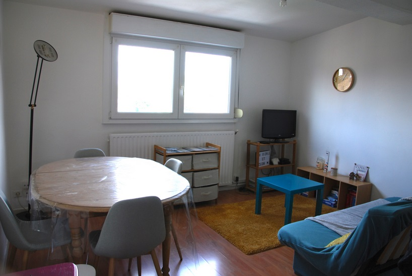 De particulier à particulier Capinghem, appartement appartement de 46m²