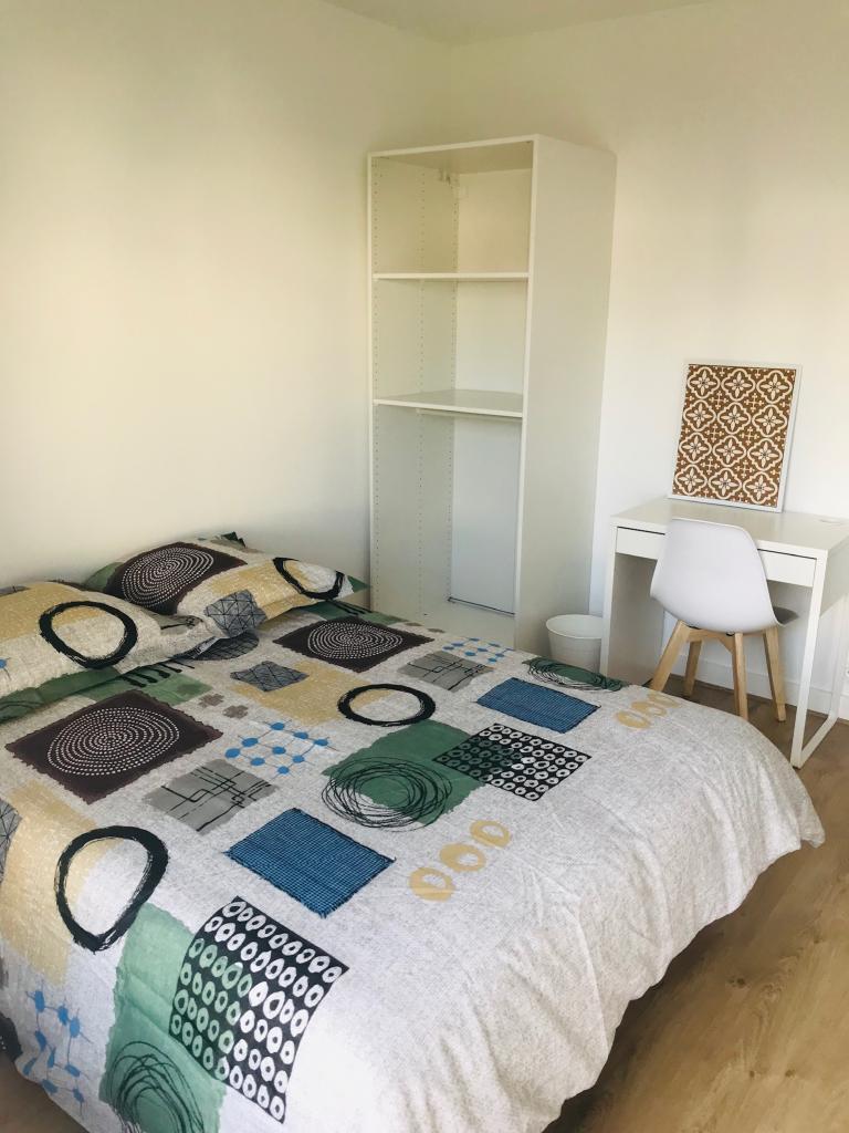 1 chambre disponible en colocation sur Evry